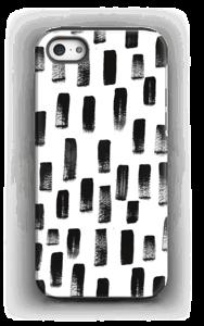 Pensselinvedot kuoret IPhone 5/5s tough