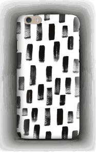 Pensselinvedot kuoret IPhone 6 Plus