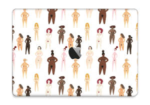 "Naked Bodies  Skin MacBook Pro 13"" 2016-"