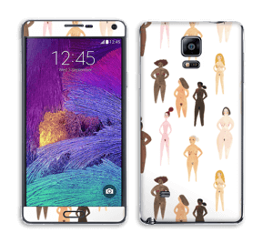 Naked Bodies  Skin Galaxy Note 4