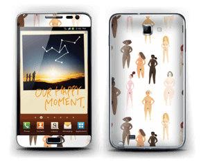 Naked Bodies  Skin Galaxy Note