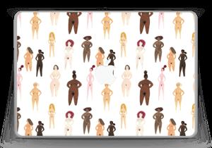 "Naked Bodies  Skin MacBook Pro 13"" -2015"