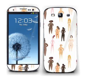 Naked Bodies  Skin Galaxy S3