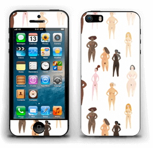 Naked Bodies  Skin IPhone 5s