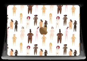 """Naked Bodies  Skin MacBook 12"""""""