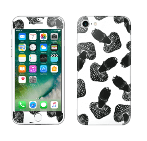 Champignons noirs Skin IPhone 7