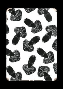 Champignons noirs Skin IPad Air 2
