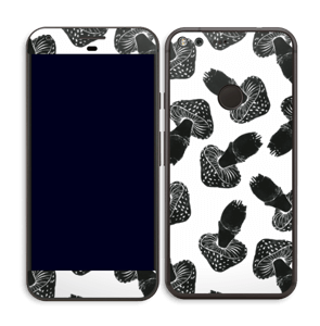 Champignons noirs Skin Pixel XL
