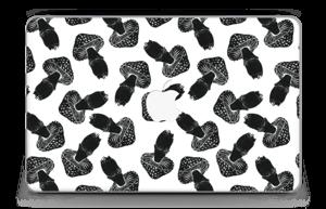 "Champignons noirs Skin MacBook Air 11"""