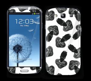 Sorte svampe Skin Galaxy S3