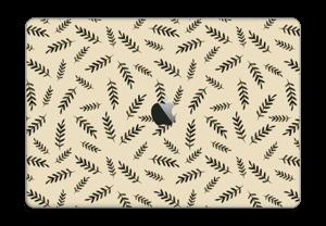 """Kvister Skin MacBook Pro 15"""" 2016-"""