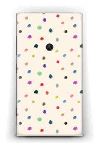 Colorful Dots Skin Nokia Lumia 920