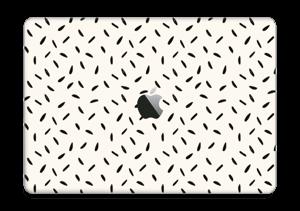 "Små små frø Skin MacBook Pro 13"" 2016-"