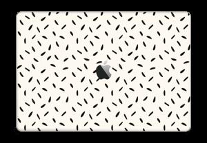 "Små små frø Skin MacBook Pro 15"" 2016-"