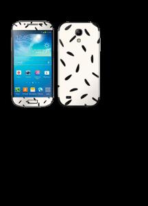 Små små frø Skin Galaxy S4 Mini
