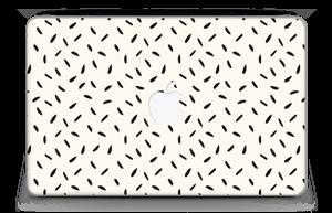 """Tiny Seeds  Skin MacBook Air 11"""""""