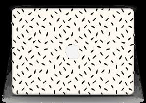 """Tiny Seeds Skin MacBook Air 13"""""""