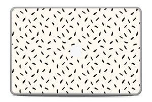 "Tiny Seeds  Skin MacBook Pro 17"" -2015"