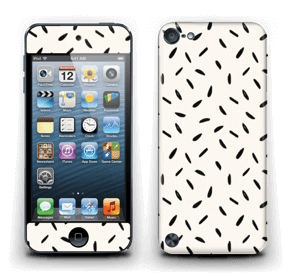 Tiny Seeds  Skin IPod Touch 5th Gen