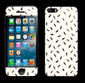 Små små frø Skin IPhone 5s