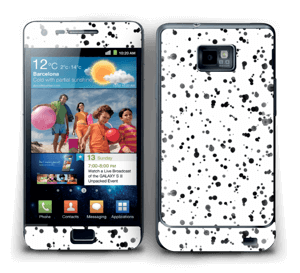 Color Splash Skin Galaxy S2