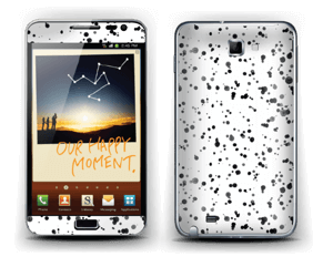 Color Splash Skin Galaxy Note
