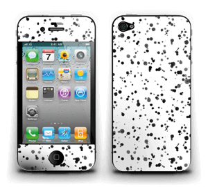 Color Splash Skin IPhone 4/4s