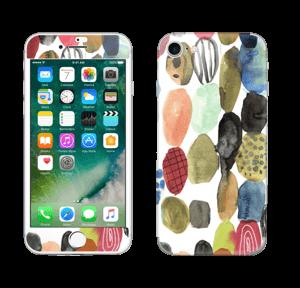 Prikker i vannfarge Skin IPhone 7
