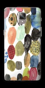 Prikker i vannfarge Skin OnePlus 3