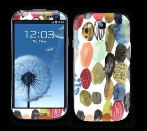 Couleurs d'eau Skin Galaxy S3