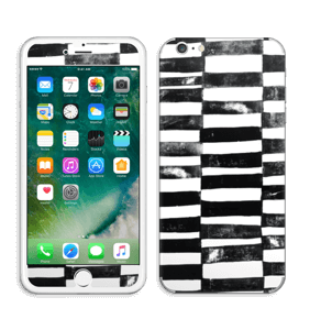 Svarte streker Skin IPhone 6 Plus