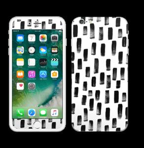 Penselstrøk Skin IPhone 6 Plus
