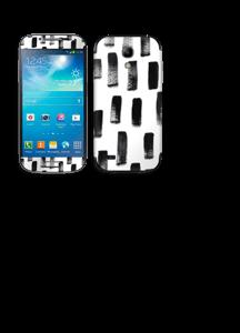 Penselstrøk Skin Galaxy S4 Mini