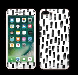 Penselstrøk Skin IPhone 7 Plus