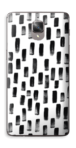 Penselstrøk Skin OnePlus 3T