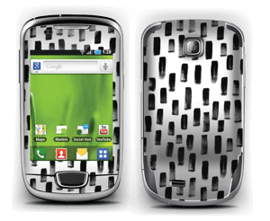 Black & White Skin Galaxy Mini