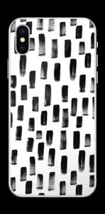 Penselstrøk Skin IPhone X