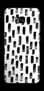 Penselstrøk Skin Galaxy S8