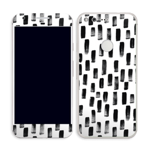 Penselstrøk Skin Pixel