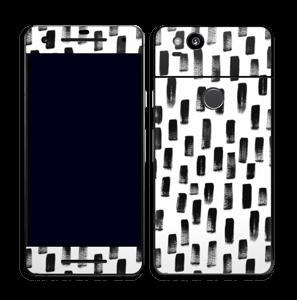 Penselstrøk Skin Pixel 2