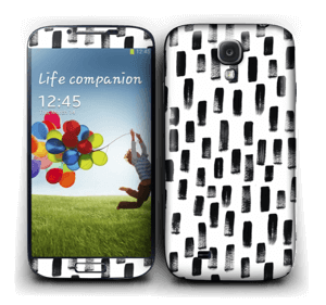 Black & White Skin Galaxy S4