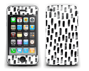 Penselstrøk Skin IPhone 3G/3GS