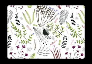 "Flora Skin MacBook Pro 15"" 2016-"