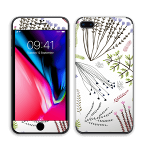 Flora Skin IPhone 8 Plus