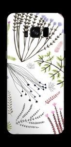 Flora Skin Galaxy S8