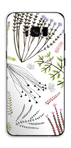 Flora Skin Galaxy S8 Plus