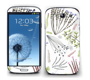 Vegetation Skin Galaxy S3