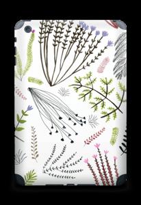 Flora Skin IPad mini 2 back