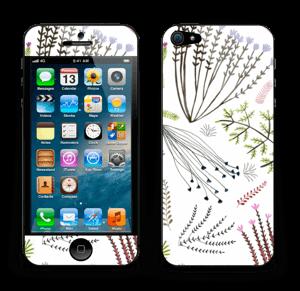 Vegetation Skin IPhone 5