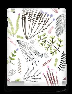 Flora Skin IPad 4/3/2